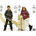 Big Value Multi Chunky Childs Hoodie & Cardigan