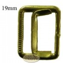 25mm Gold Waist Coat Buckle