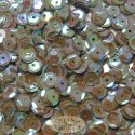 6mm Cupped Sequins Iridescent A.B