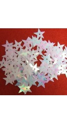 13mm Mother of Pearl Star Sequins