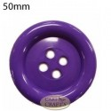 50mm Purple button