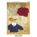 Snuggly DK Knitting Pattern 3975 Cardigans and Sweaters