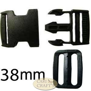 38mm  Easy Release Clasp