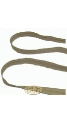 Fawn Continuous Zipping 4mm