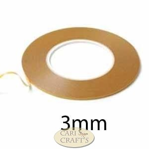 3mm double sided sticky tape