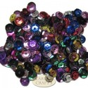 6mm Cupped Sequins Assorted