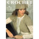 King Cole Double Knit Crochet Book