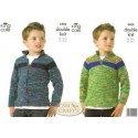 Wicked DK Boy's Sweater & Jacket