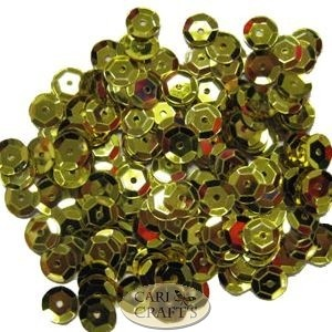 8mm Cupped Sequins Mother Of Pearl