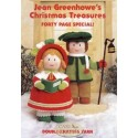 Jean Greenhow's Christmas Treasures Pattern Book