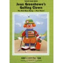 Jean Greenhow's Golfing Clown Pattern Book