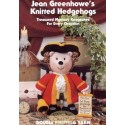 Jean Greenhow's Knitted Hedgehogs Knitting Pattern Book