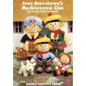 Jean Greenhow's MacScarecrow Clan Knitting Pattern Book