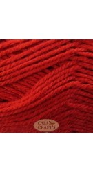 King Cole Knitting Yarn Baby Comfort DK Shade 615 Red
