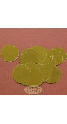 25mm Round Sequins Mother Of Pearl