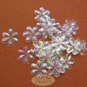 12mm Petal Sequins Gold