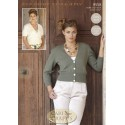 Sirdar Country Style 4Ply Knitting Pattern 9558 Cardigans