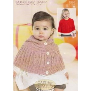 Free Knitting Pattern Baby Hooded Cape : BABY HOODED CAPE PATTERN Free Baby Patterns