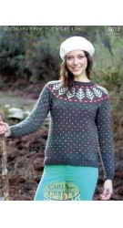 Country Style DK Sweater