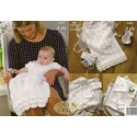 Baby Comfort 4ply Christening Set