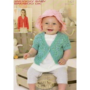 Snuggly Baby Bamboo Cardigans