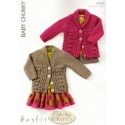 Baby Chunky Cardigans