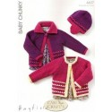 Baby Chunky Child's Cardigans