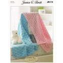 Flutterby Chunky Blankets