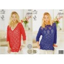 Opium Ladies' V Neck & Boat Neck Sweaters