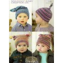Snuggly Baby Crofter DK Hats