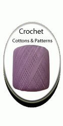 Crochet Cotton Yarns & Patterns
